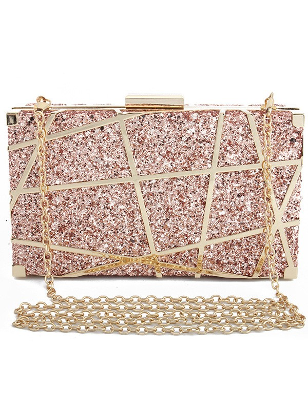 New Chain Evening/Party Handbag