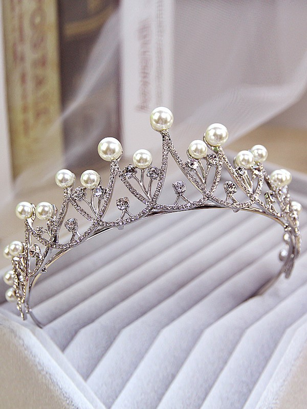 Chic Simple Alloy Headpiece