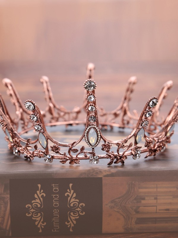 Charming Crystal Headpiece